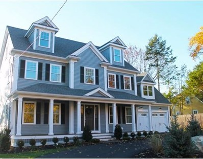 532 Lowell Street, Lexington, MA 02420 - #: 72370483
