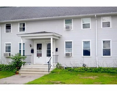 31 B St UNIT 31, Northbridge, MA 01588 - #: 72370778