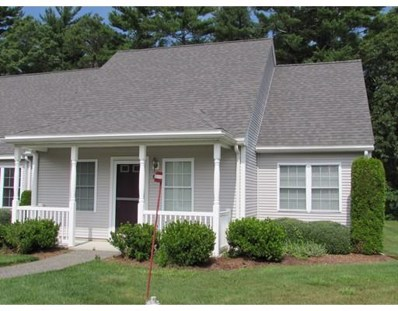 9 Cranberry Grove Way UNIT D, Wareham, MA 02571 - #: 72370965