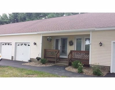 100 Pleasant Street UNIT 3, Tewksbury, MA 01876 - #: 72370980