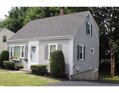 9 Perkins St, Quincy, MA 02169 - #: 72371265