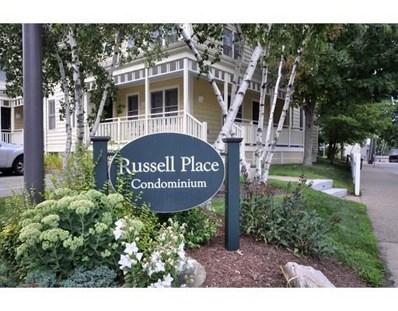 31 Russell Pl UNIT 31, Arlington, MA 02474 - #: 72371904