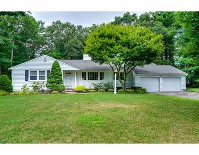 19 Flint Locke Lane, Medfield, MA 02052 - #: 72372161