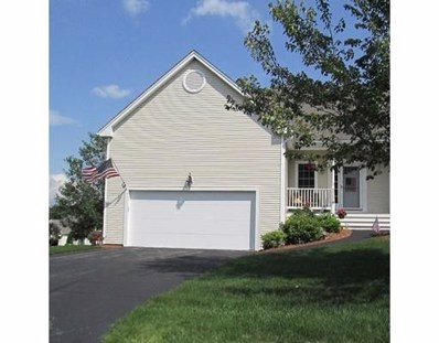 1 Brierly Circle UNIT 4, Millbury, MA 01527 - #: 72372271