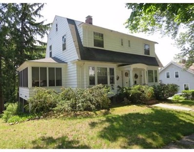 102 Amherst St, Worcester, MA 01602 - #: 72372443