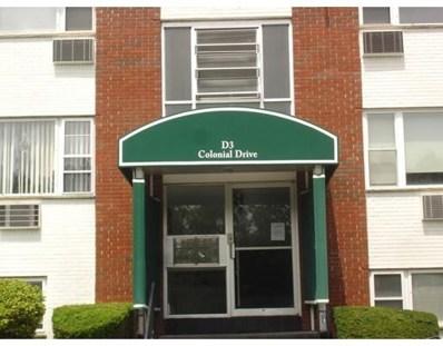 D 3 Colonial Drive UNIT 6, Andover, MA 01810 - #: 72372573