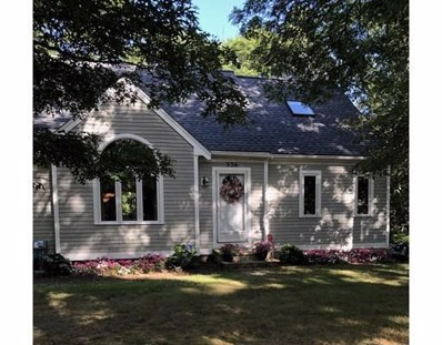 336 Club Valley Dr, Falmouth, MA 02536 - #: 72373155