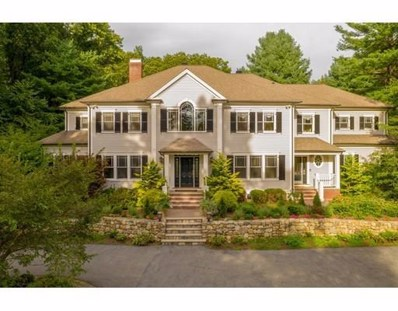 11 Plymouth Road, Weston, MA 02493 - #: 72373411