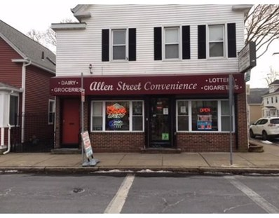 282 Allen, New Bedford, MA 02745 - #: 72373827