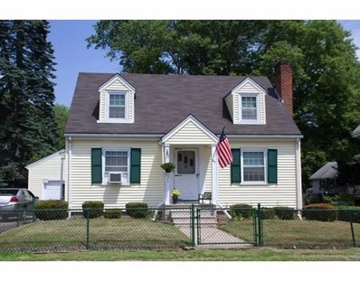 42 Gordon St, Brockton, MA 02301 - #: 72373984