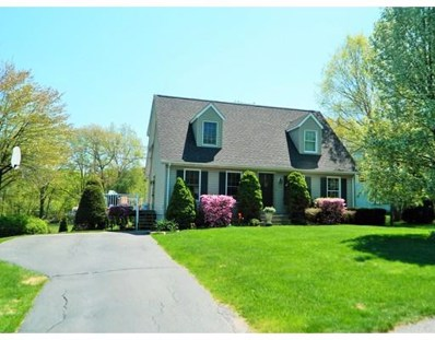31 Rumonoski Dr, Northbridge, MA 01534 - #: 72374159