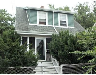 43 Woodrow Ave, Medford, MA 02155 - #: 72374205