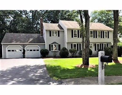 71 Rock Rd, North Andover, MA 01845 - #: 72374276