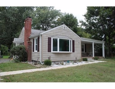 144 Ferncliff Ave, Springfield, MA 01119 - #: 72374735