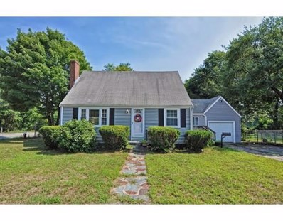 3 Lincoln Ave, Holbrook, MA 02343 - #: 72375351