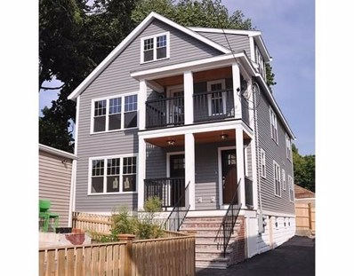 61R Prescott UNIT 1, Somerville, MA 02143 - #: 72375800