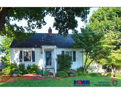 2 Conger Road, Worcester, MA 01602 - #: 72375811
