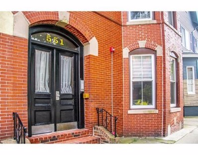551 East Sixth Street UNIT 1, Boston, MA 02127 - #: 72375865