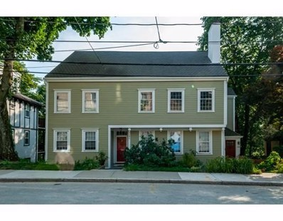 284 Tappan St UNIT 1, Brookline, MA 02445 - #: 72376114