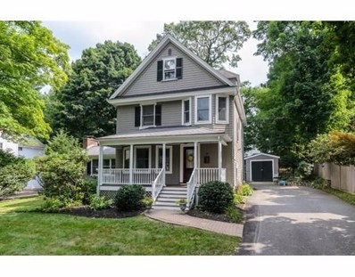 10 Orchard St, Wellesley, MA 02481 - #: 72376203