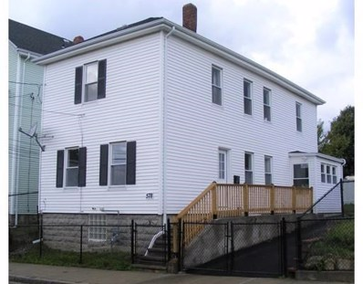 578 Palmer St, Fall River, MA 02721 - #: 72376213