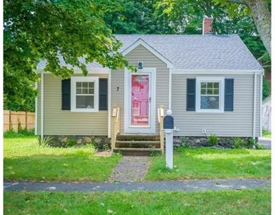 7 Longview Way, Peabody, MA 01960 - #: 72376884