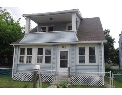 108 Mooreland, Springfield, MA 01104 - #: 72377120