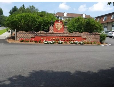 12 Williamsburg Ct UNIT 11, Shrewsbury, MA 01545 - #: 72377191
