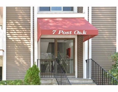 7 Post Oak Lane UNIT 4, Natick, MA 01760 - #: 72377252