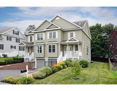 22 Andrea Cir UNIT 22, Needham, MA 02494 - #: 72377425