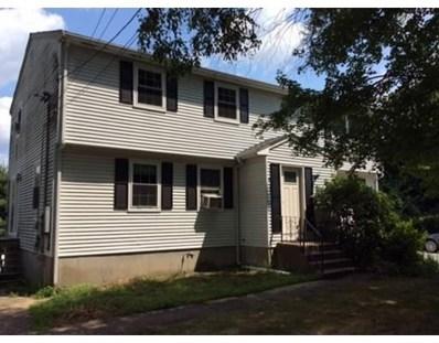 550 Plymouth Street UNIT 1, Bridgewater, MA 02324 - #: 72377509