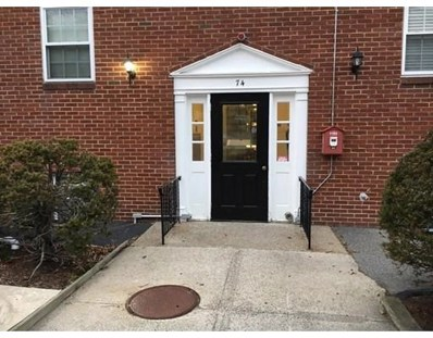 74 Springvale Ave UNIT 11, Chelsea, MA 02150 - #: 72378132