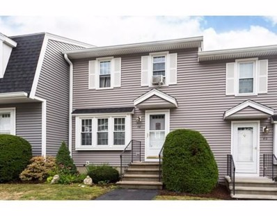 38 Crystal Way UNIT 19, Bellingham, MA 02019 - #: 72378372