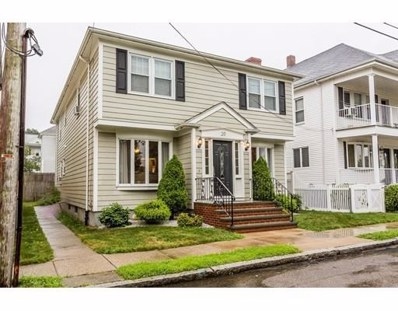 20 Irvington St, New Bedford, MA 02745 - #: 72378550