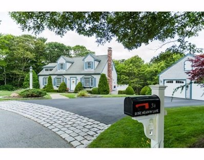 31 Rose Meadow Ln, Falmouth, MA 02536 - #: 72378786