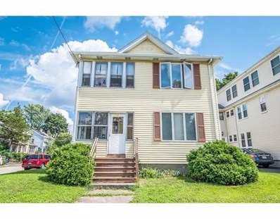 22 Quincy Street, Watertown, MA 02472 - #: 72379477