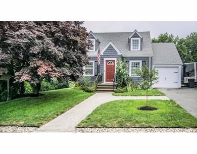 28 Newcomb Ave, Saugus, MA 01906 - #: 72379523