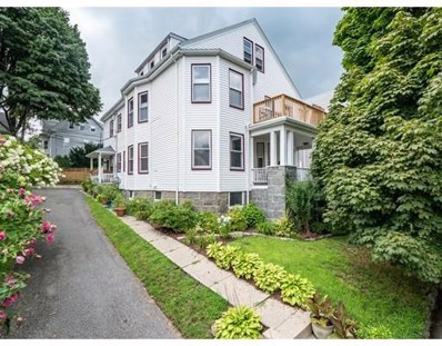 28 Fletcher UNIT 1, Boston, MA 02131 - #: 72379720