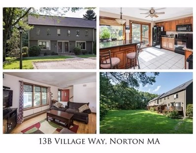 13B Village Way UNIT B, Norton, MA 02766 - #: 72379835
