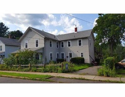43 Fort Square, Greenfield, MA 01301 - #: 72379843
