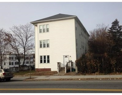 116 Lincoln St, Worcester, MA 01605 - #: 72379899