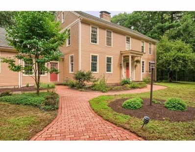 160 Calamint Hill Rd N, Princeton, MA 01541 - #: 72380130