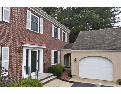 49 Martingale Lane UNIT 49, Andover, MA 01810 - #: 72380385