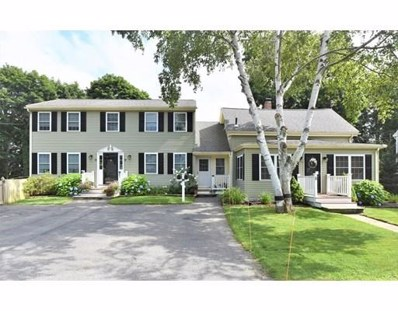 8 Warren Road, Woburn, MA 01801 - #: 72380432