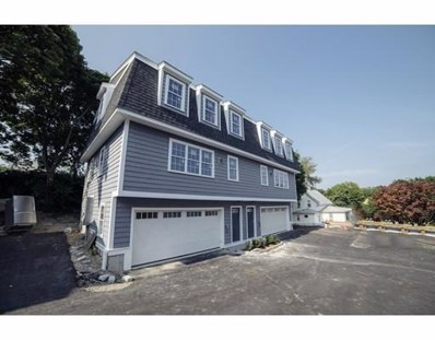 260 West St. UNIT 1, Quincy, MA 02169 - #: 72381053