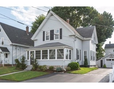 21 Laurel Street, Whitman, MA 02382 - #: 72381491