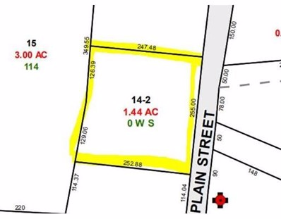 Lot 3 Plain St, Swansea, MA 02777 - #: 72381878