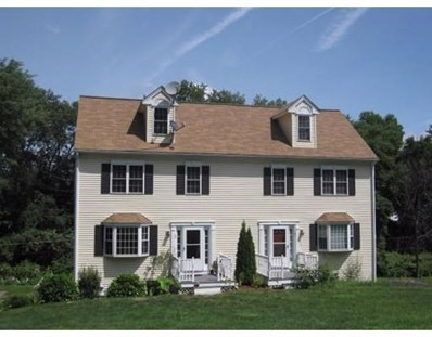 59 Hudson Street UNIT 59, Northbridge, MA 01534 - #: 72382062