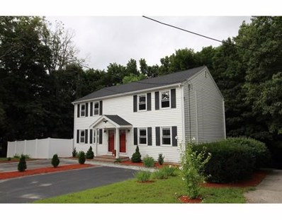 56 Oakhurst St. UNIT 2, North Attleboro, MA 02760 - #: 72382459