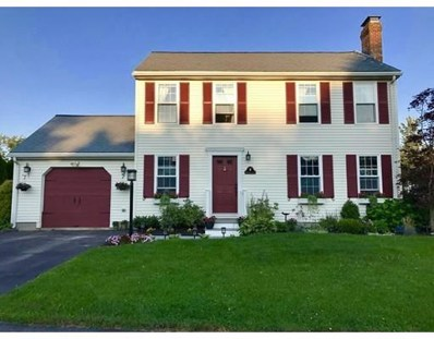 38 Fox Meadow Dr, Worcester, MA 01602 - #: 72382470